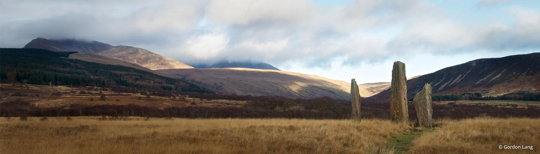 Machrie Moor, Isle of Arran: Hypnotherapy Lanark