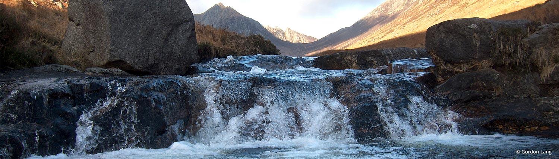 Glen Rosa, Isle of Arran: Hypnotherapy Lanark