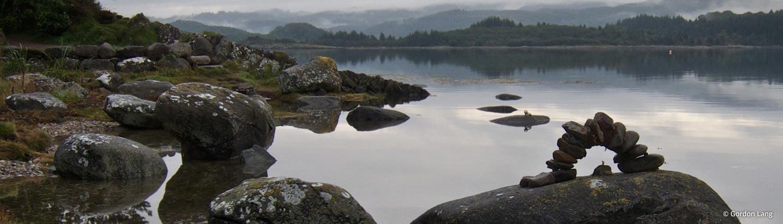 Tayvallich, Loch Sween: Hypnotherapy Lanark